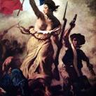 Eugene Delacroix - Liberty Leading People