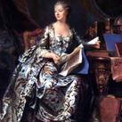 Maurice De La tour - Madame Pompadour, 1755