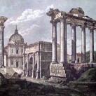 Alessandro Antonelli - The Roman Forum
