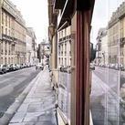 Richard Estes - Paris Street Scene