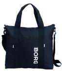 Björn Borg sommarväska/strandväska Core Tote 7050, svart