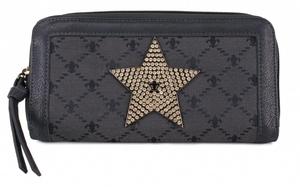 Friis och Company plånbok Star Kalaha svart