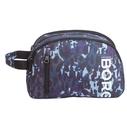 Björn Borg Core 7007 tube Necessär leopard blå