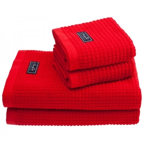 Newport Collection Handdukar, 2-PACK 70x140 röd