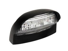 Rundad Regbelysningslykta LED