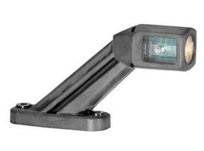 Bredd / sidomarkeringslykta Hella LED