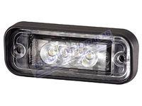 Regbelysningslampa LED
