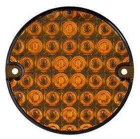 Blinklykta rund LED