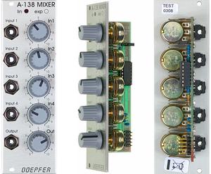 A138a LINEAR MIXER