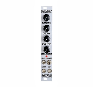 FREQUENCY CENTRAL SYSTEM X ADSR