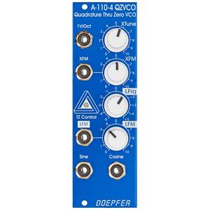 A110-4 THRU ZERO QUADRATURE VCO BLUE