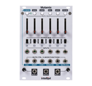 INTELLIJEL DESIGNS MUTAMIX