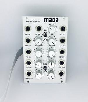 ACIDLAB M303 (TB 303 VCO-VCF-VCA+ENV)