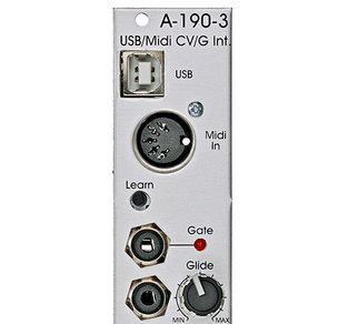 A190-3 MIDI/USB TO CV/GATE