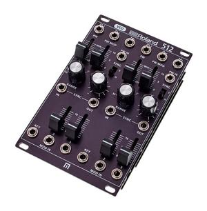 ROLAND SYSTEM 500 - DUAL VCO 512
