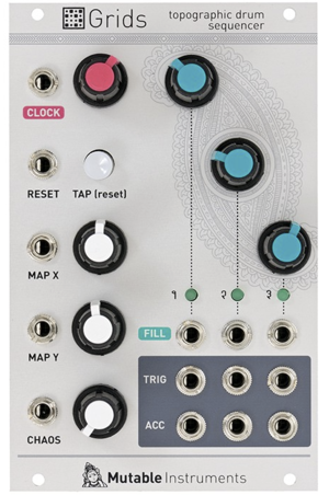 MUTABLE INSTRUMENTS - GRIDS