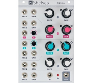 MUTABLE INSTRUMENTS - SHELVES