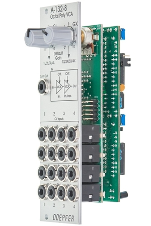 A132-8 - OCTAL POLY VCA