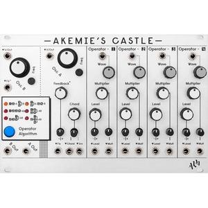 ALM BUSY CIRCUITS - AKEMIE'S CASTLE FM OSCILLATOR