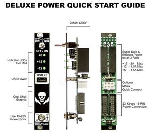 SYNTHROTEK DELUXE POWER