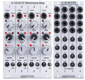 A135-4A/B VC PERFORMANCE MIXER