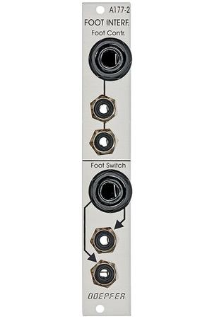 A177-2 EXTERNAL FOOT CONTROLLER II