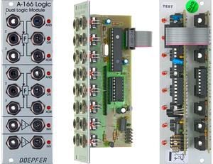 A166 DUAL LOGIC MODULE