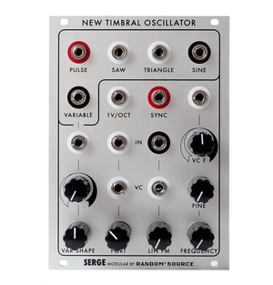 RANDOM SOURCE - NEW TIMBRAL OSCILLATOR