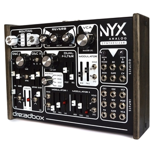 DREADBOX NYX SEMI-MODULAR ANALOGUE DESKTOP SYNTH