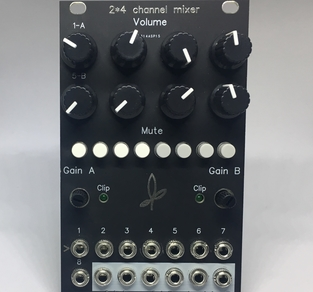 JIMMYB - 2x4 CHANNEL MIXER