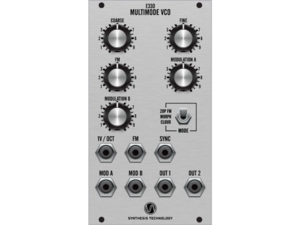 SYNTHESIS TECHNOLOGY - E330 MULTIMODE OSCILLATOR