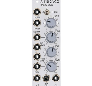 A110-2 BASIC VCO WITH LIN FM & SOFT SYNC