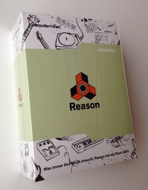 REASON UPGRADE 7 BOXED