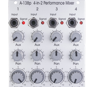 A138p - PERFORMANCE MIXER INPUT