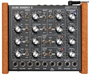 DARK ENERGY  II (TSN20YEARS)