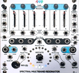 4MS SPECTRAL MULTIBAND RESONATOR