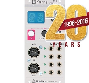 MUTABLE INSTRUMENTS - YARNS (TSN20YEARS)