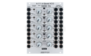 A111-4 Quad Precision VCO