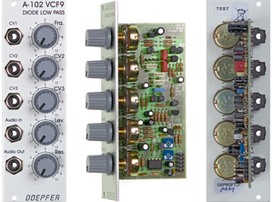A102 DIODE LOW PASS FILTER (VCS)