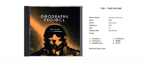 THE GEOGRAPHY PROJECT - TWO IN ONE