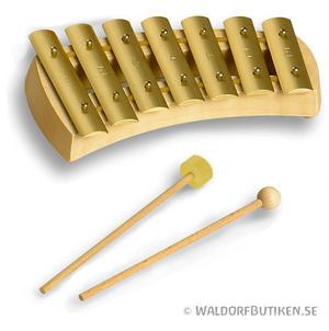 Musikinstrument: Klockspel Pentatoniskt (KPH)