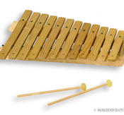 Xylofon Diatonisk 12 toner