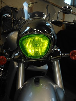 MC SAFE glas Suzuki Intruder