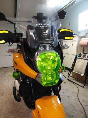 MC SAFE glas Kawasaki Versus650