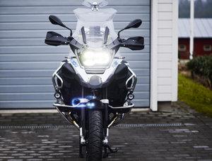 MCSAFE säkerhetsglas, BMW R 1200 GS/LC 2013 -, GSA/LC 2014 -