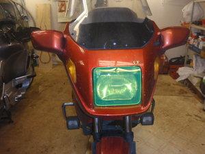 MC SAFE glas för K75 och K100
