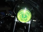 MC SAFE glas HD för huvudlykta
