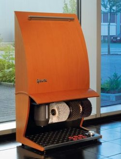 Elégance Nature Plus shoe shine machine