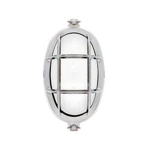 Waxholm chrome E14 opaque glass