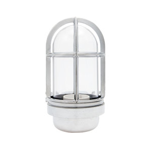 Koster chrome 75W E27 clear glass